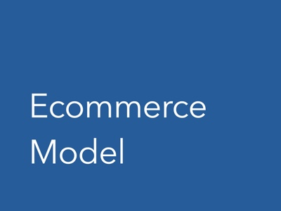 Ecommerce Financial Model