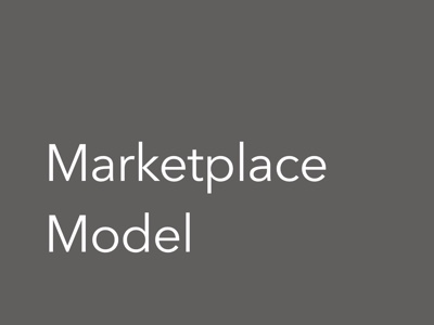 Marketplace Financial Model
