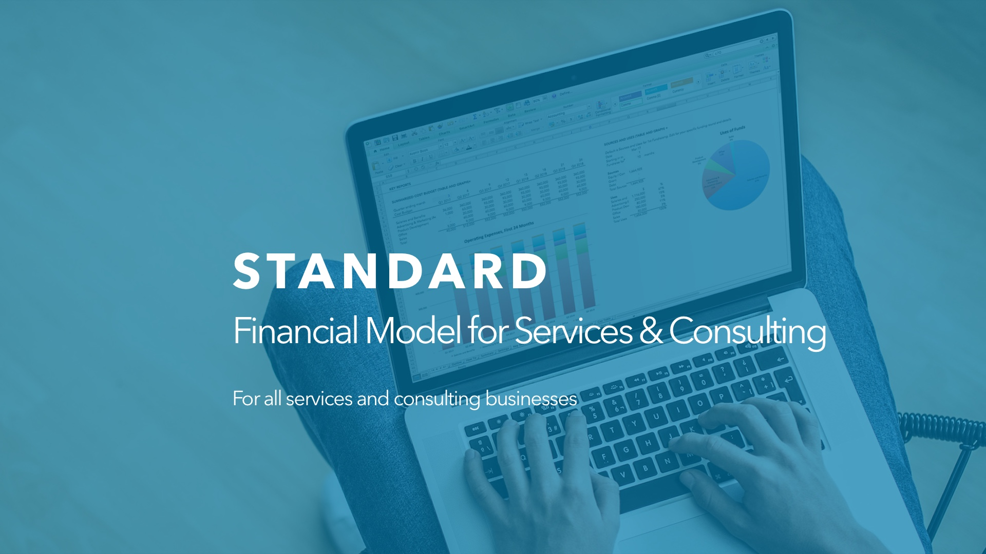 Services & Consulting Financial Model